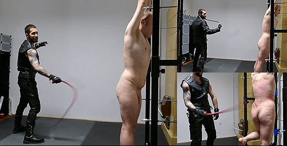 Wolf Master Most Brutal Whipping