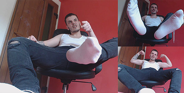 Latest Popper Intox Session of MasterBraz95