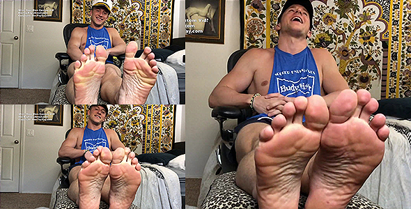 Wiggle & Flex My Toes Live Replay