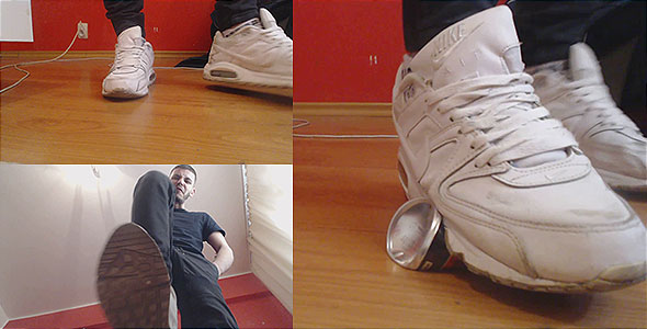Worship my Airmax and get stomped!