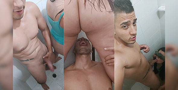 funny moment in the shower