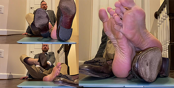 Male Loafer Shoeplay After Work — Size 13