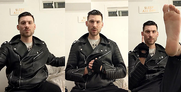 BrutalLeatherMaster; You're a lame popper head.